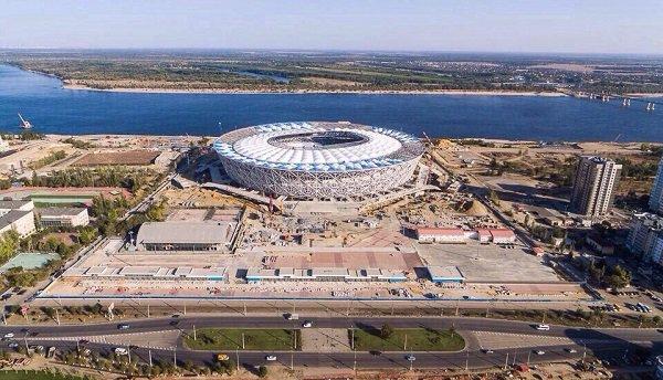 Оргкомитет FIFA проверит готовность Волгограда к предстоящему мундиалю