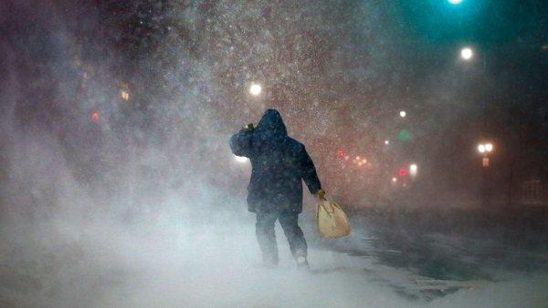Новая неделя начнется в Волгограде с метели и сильного ветра