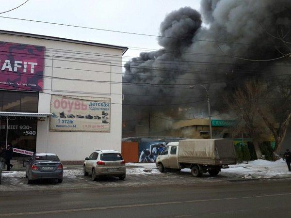 """Фото: Даниил Добринский, """"Жесть Волгограда"""" Вконтакте"""