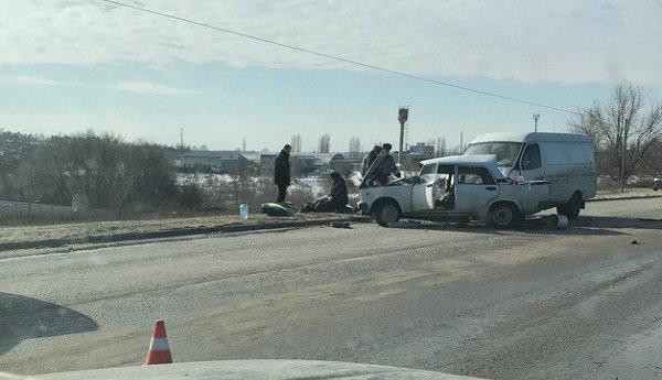 В утреннем ДТП на Ангарском погиб человек