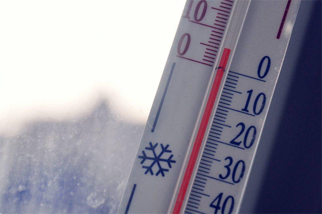 Ночами предстоящих выходных в Волгограде будет 0ºС