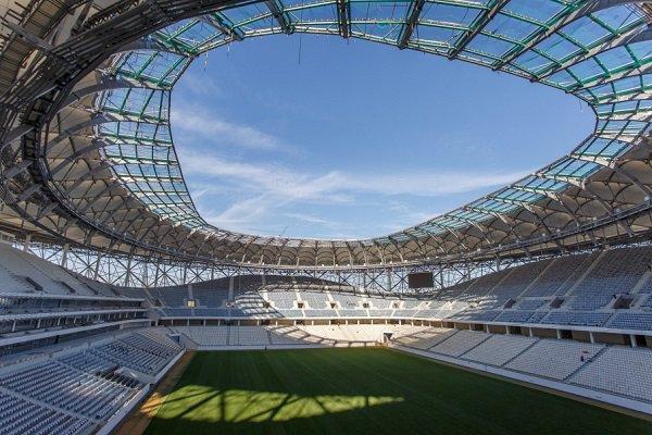 На финал Кубка России по футболу на «Волгоград Арене» выдают по четыре билета на руки