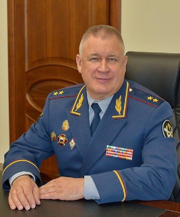 Путин снял с должности главу УФСИН России по Волгоградской области