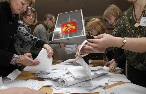 В Волгоградской области на участки дошел лишь каждый пятый избиратель